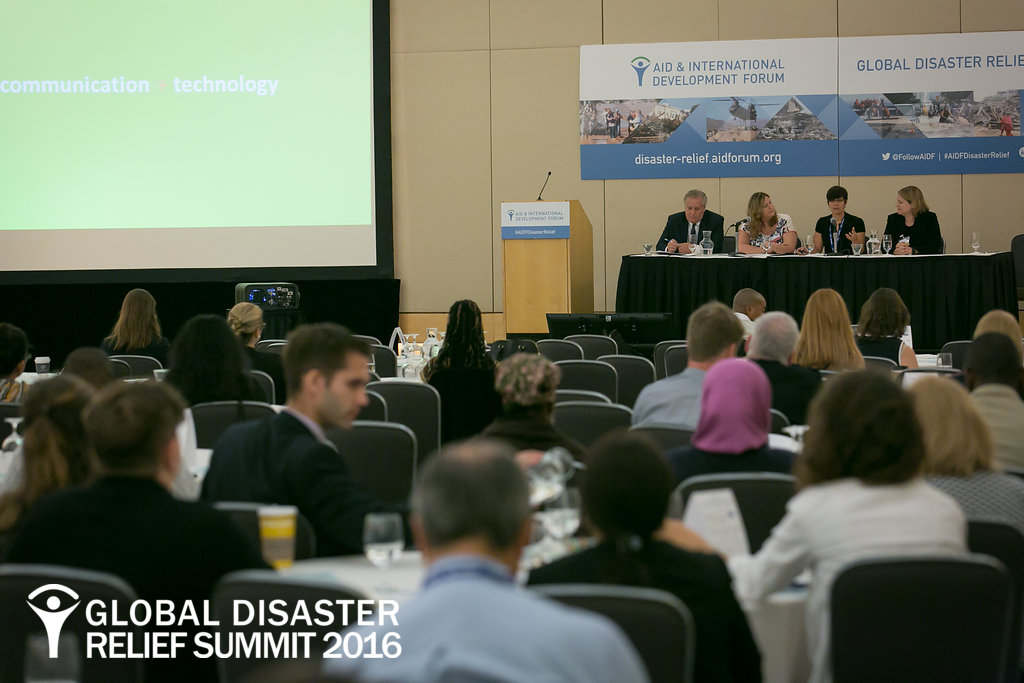 Global Disaster Relief & Development Summit