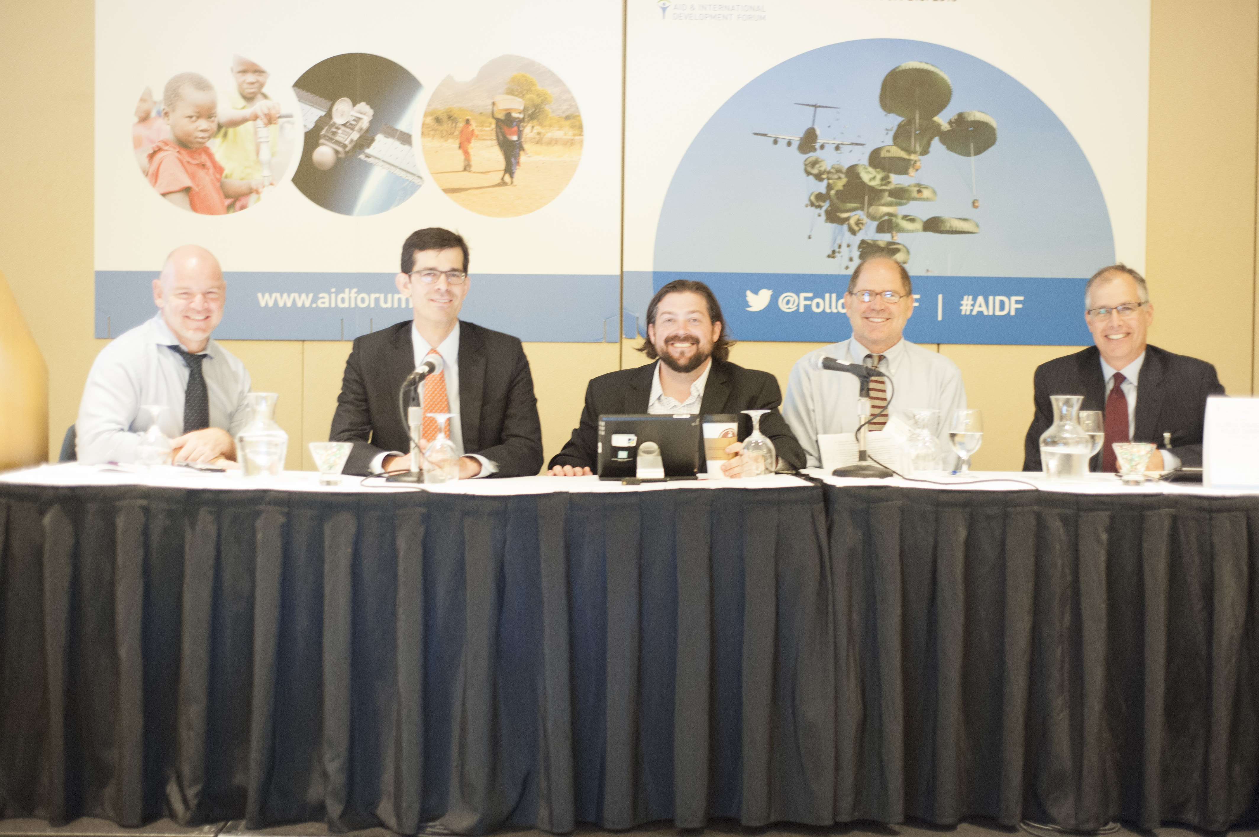 Annual AIDF Global Disaster Relief Summit Concluded in Washington D.C.