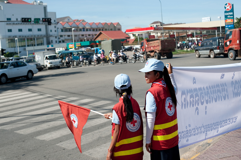Improving Disaster Response through Road Safety and Cross Sector Collaboration