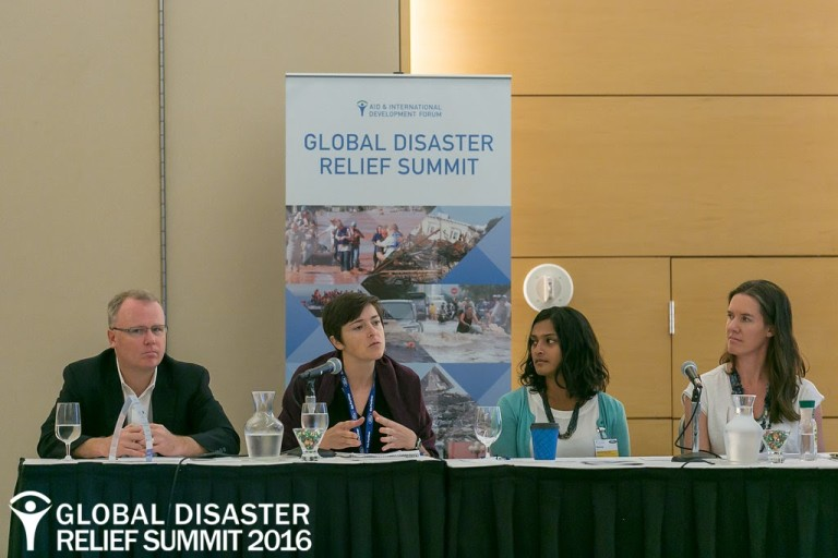 Global Disaster Relief Summit 2016: CHIP Takeaways