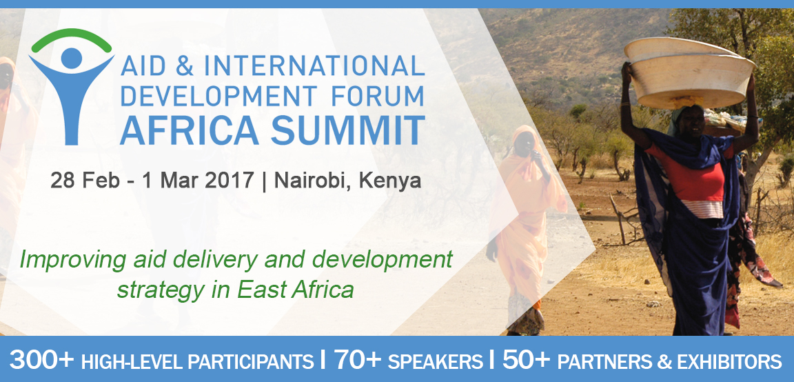Aid & Development Africa Summit moves to Nairobi