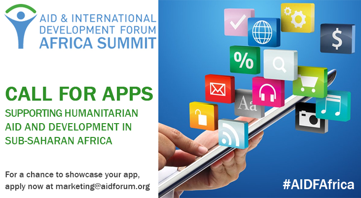 Call for Apps Supporting Sustainable Development Goals in Africa
