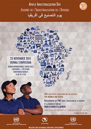 Africa Industrialization Day 2015