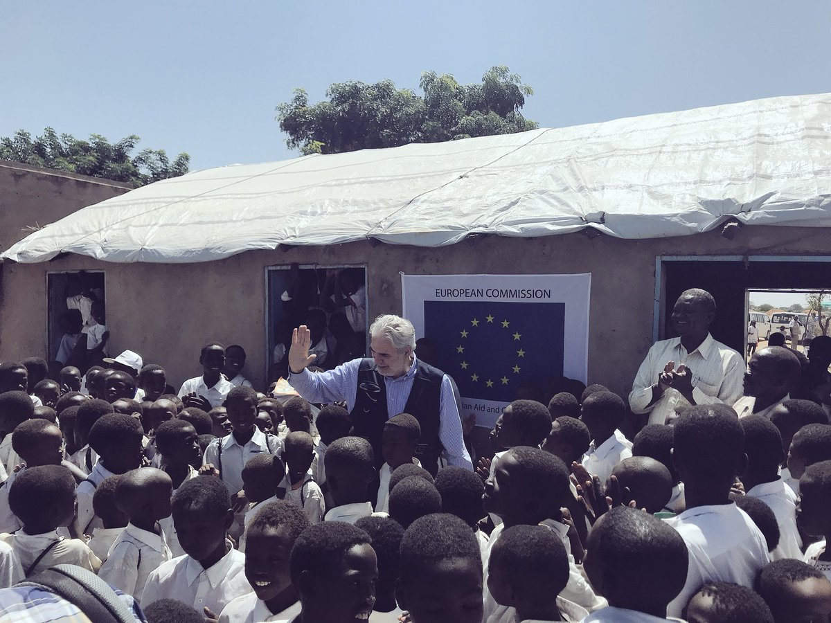 €106 Million in Aid for Sudan