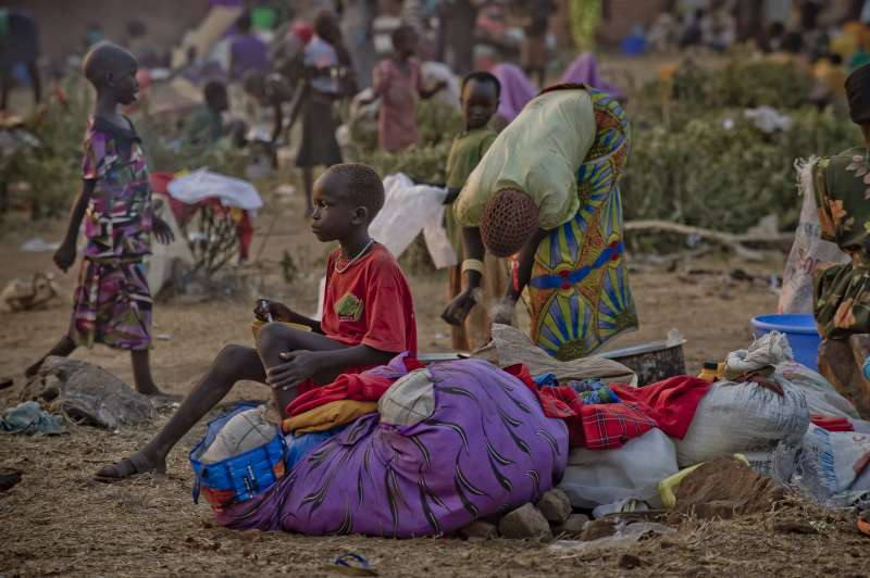 Understanding and addressing root causes of displacement