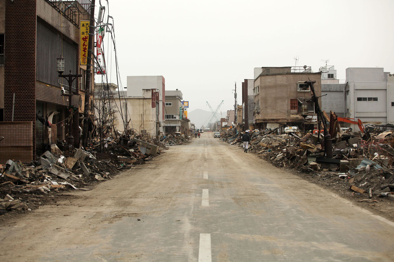 Emerging Technologies and Emerging Needs For Urbanised Disaster Risk Reduction