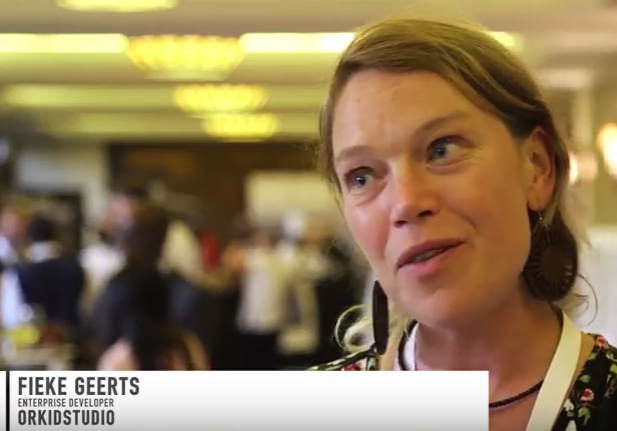 AIDF Africa Summit 2017 - Interview with Fieke Geerts, Orkidstudio