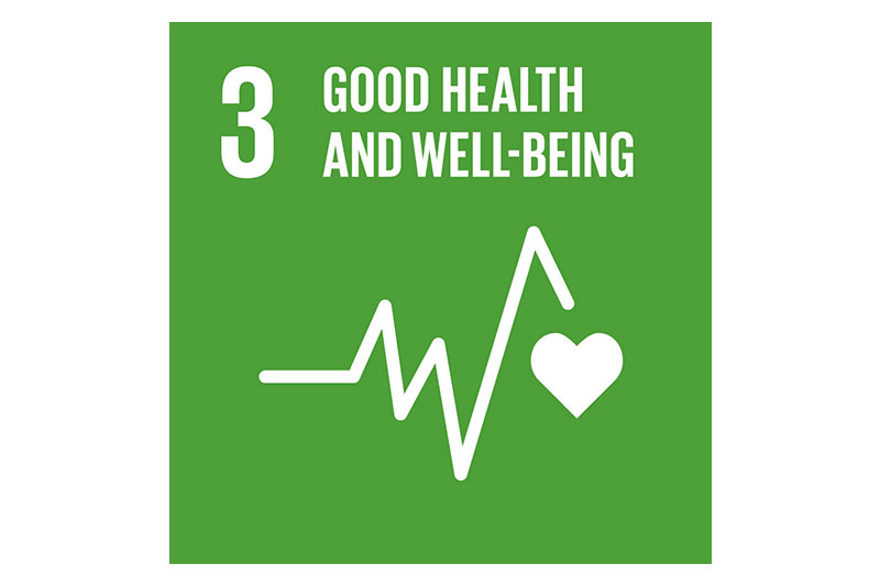 Sdg3 Good Health And Well Being on United Nations Goals