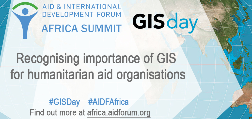 Recognising importance of GIS for Humanitarian Aid Organisations