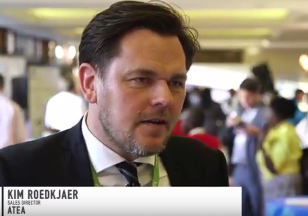 AIDF Africa Summit 2017 - Interview with Kim Roedkjaer, ATEA