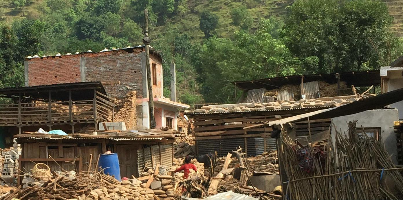 Facebook Trucks, Songs and Smartphones: A different view of post-quake Nepal