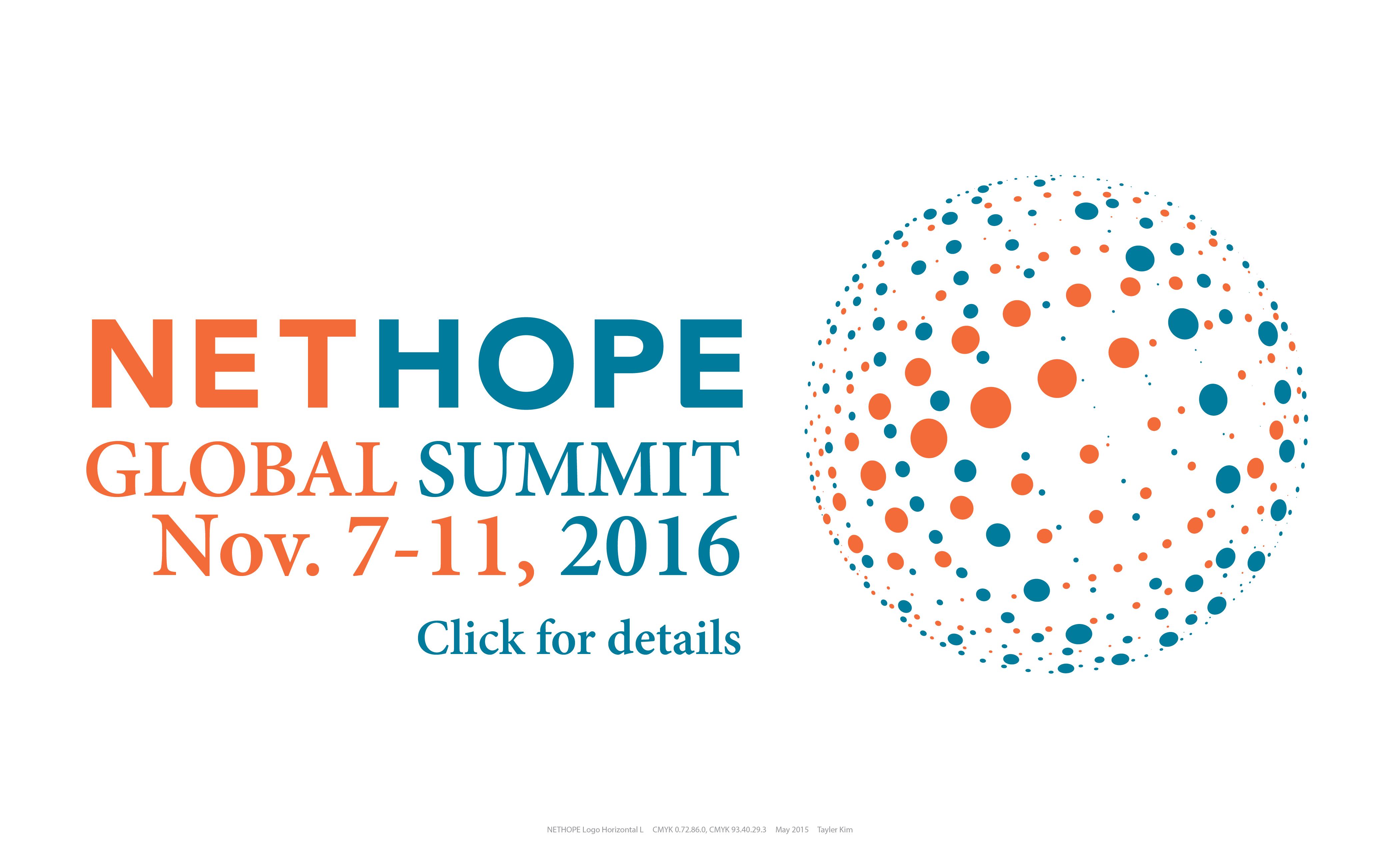 NetHope Global Summit 2016