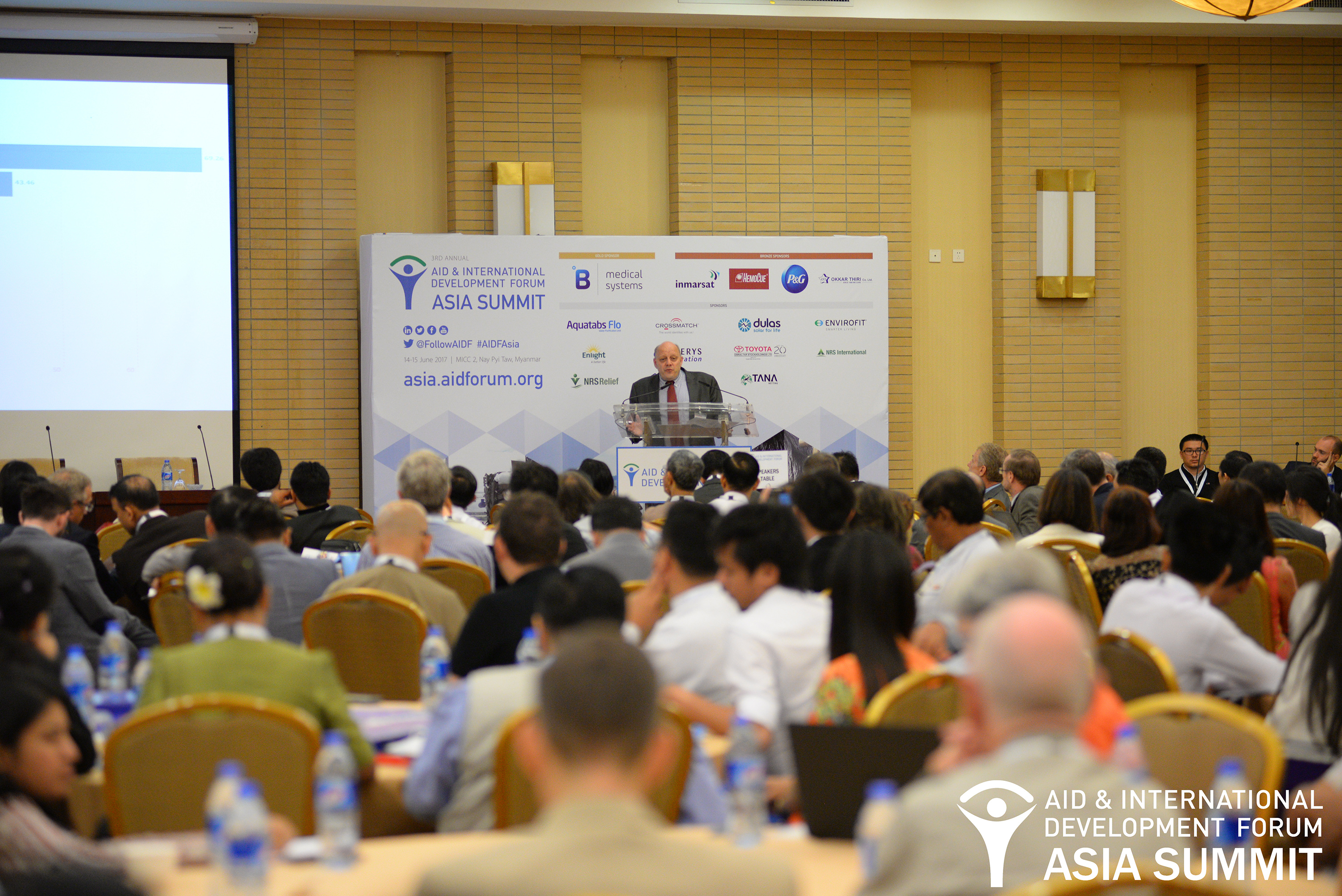 3rd Aid & Development Forum  Asia Summit