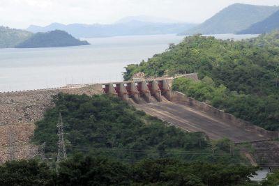 Akosombo Dam, Ghana