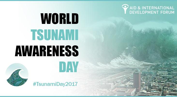 Tsunami Awareness day – Join the Wave of Awareness