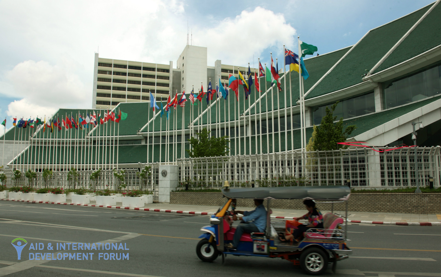 AIDF Summit at the UNCC Bangkok Discussed the Importance of Innovation in Humanitarian Aid