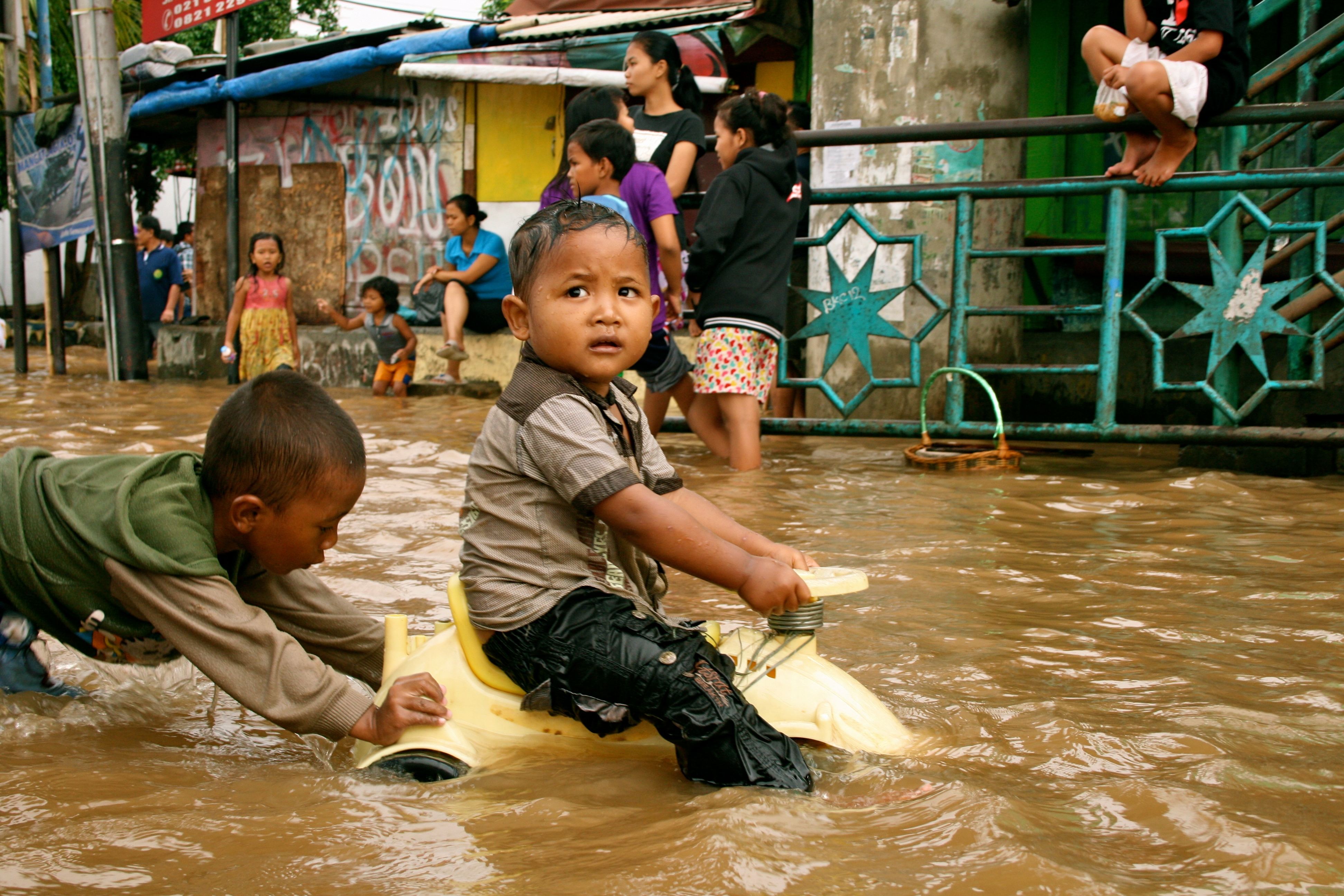 Indonesia floods remind of cross-sector collaboration