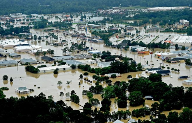 The Aftermath of Louisiana: Improving Resilience to Flooding