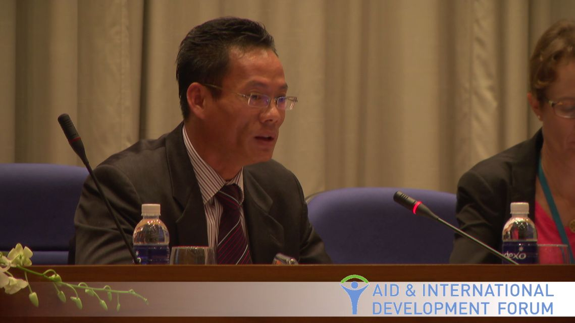 Srun Darith, Cambodia Ministry of Environment - AIDF Food Security Summit