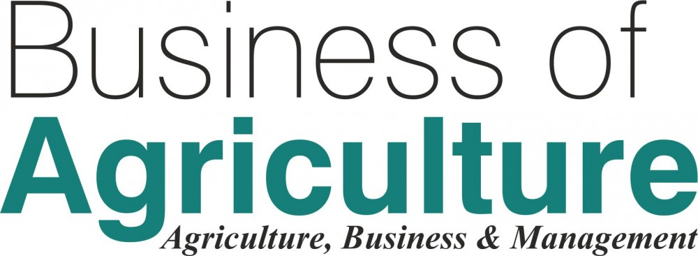 Business of Agriculture