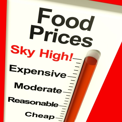 Do High Food Prices Cause Food Riots?