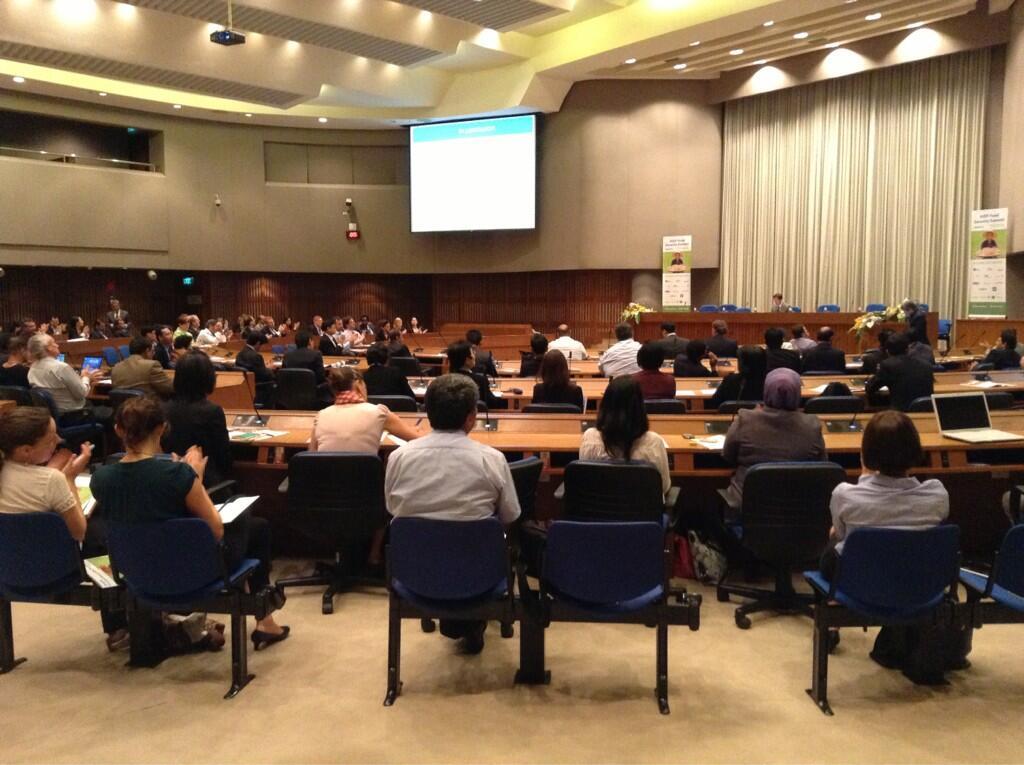 AIDF Food Security Summit: Asia 2013