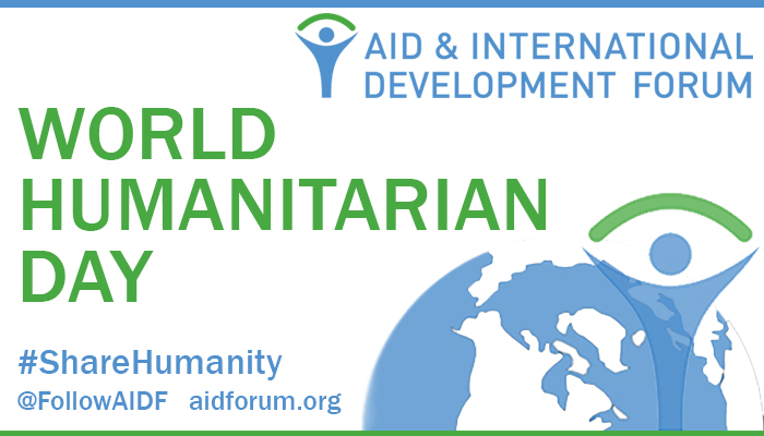 World Humanitarian Day: Uniting as 'One Humanity'