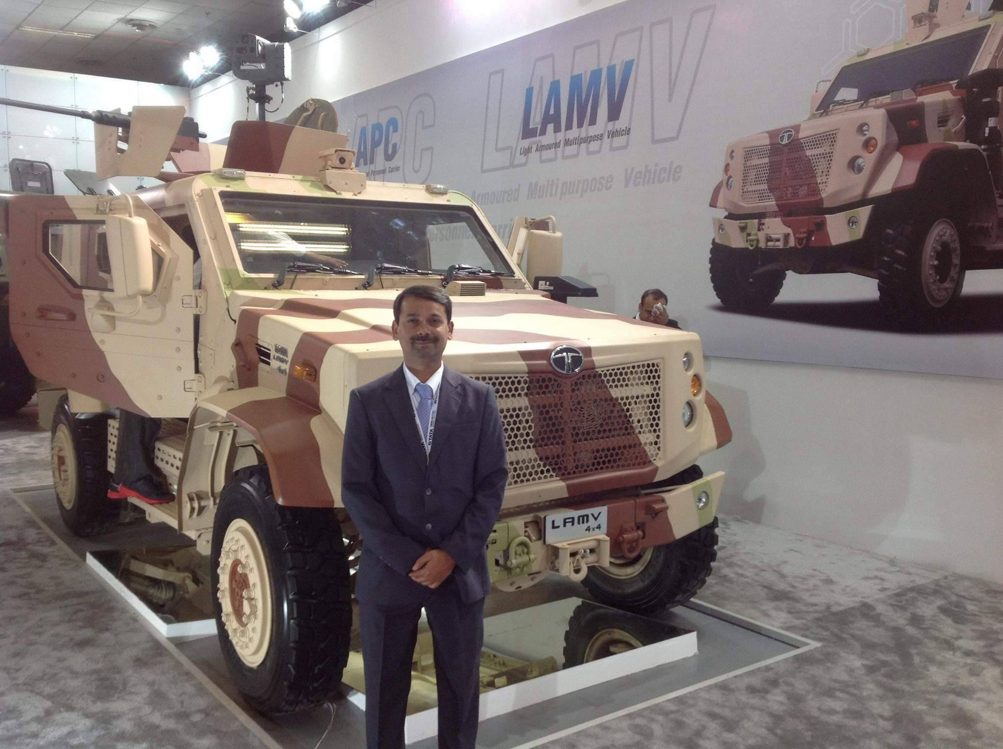 Interview with Pranav Kumar Singh, Head-Marketing, Military Vehicles at Tata Motors Limited