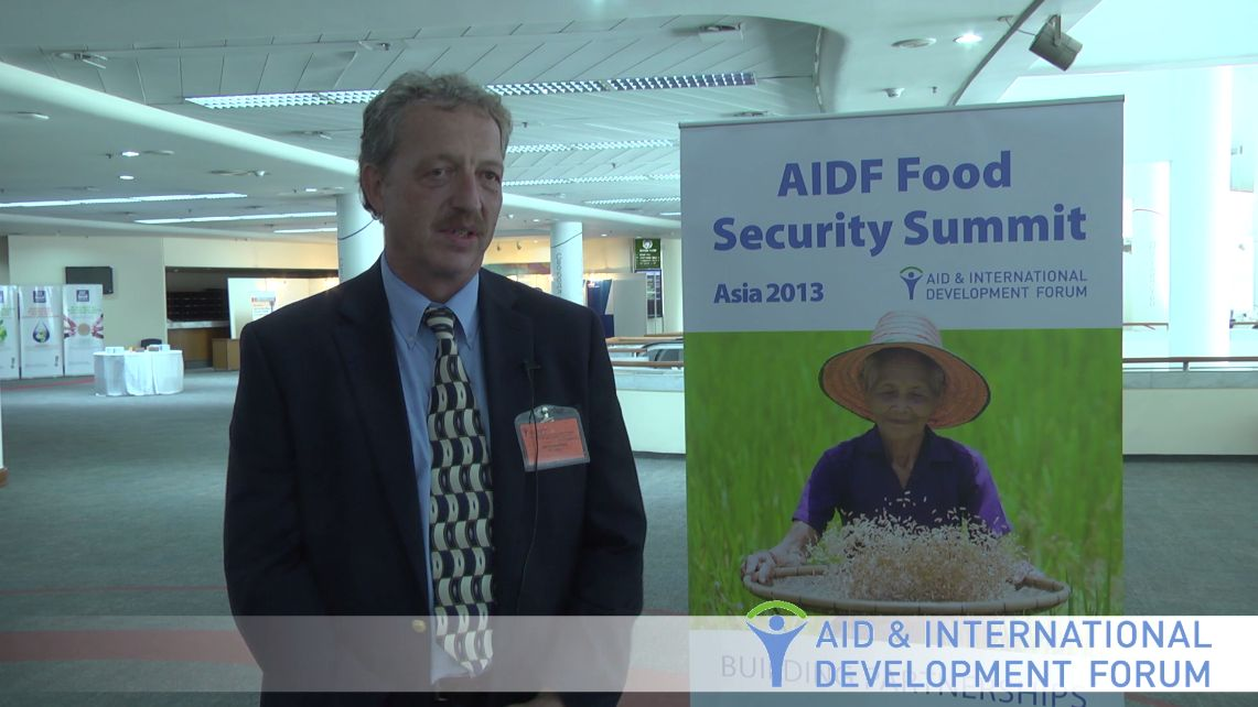 Bruno Kistner, Glanbia Nutritional - AIDF Food Security Summit 2013