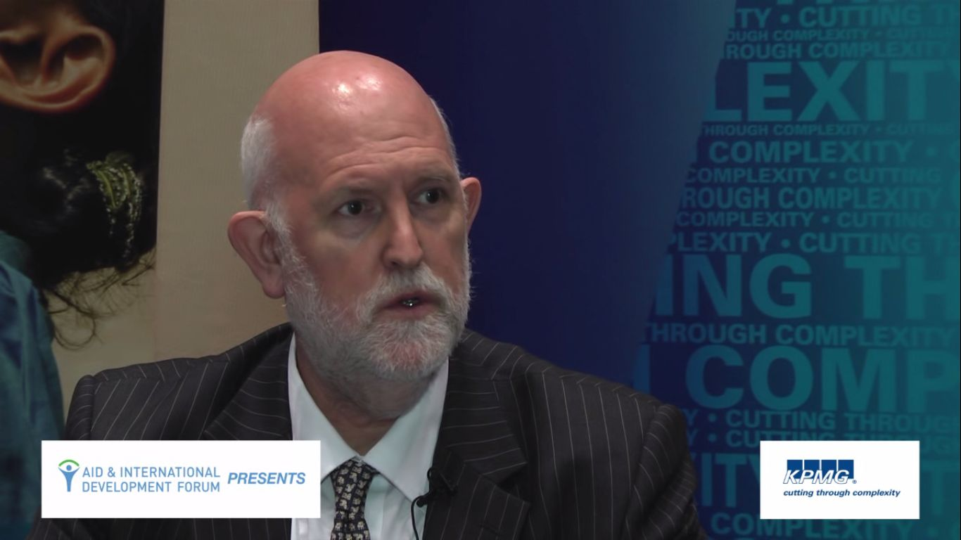 Trevor Davies, KPMG - AIDF Water Security Summit Asia 2014