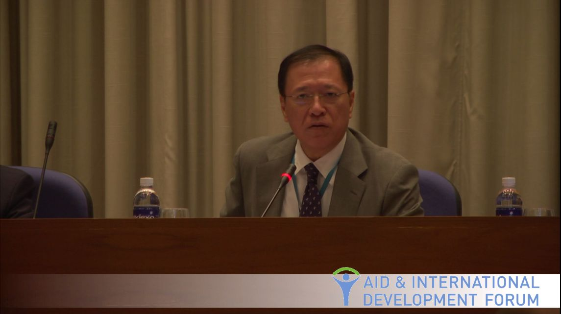 Shun-ichi Murata, UN ESCAP - AIDF Food Security Summit 2013