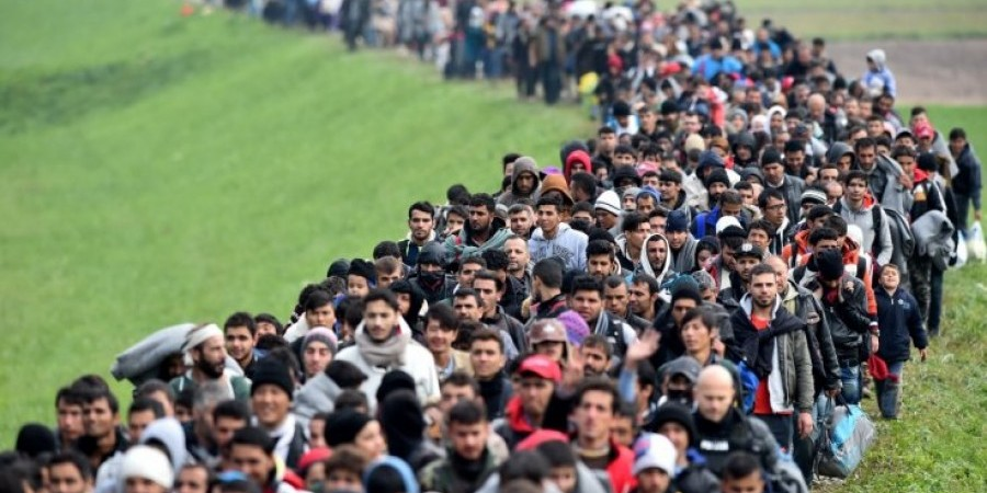 Irregular Migrant, Refugee Arrivals in Europe Top One Million in 2015
