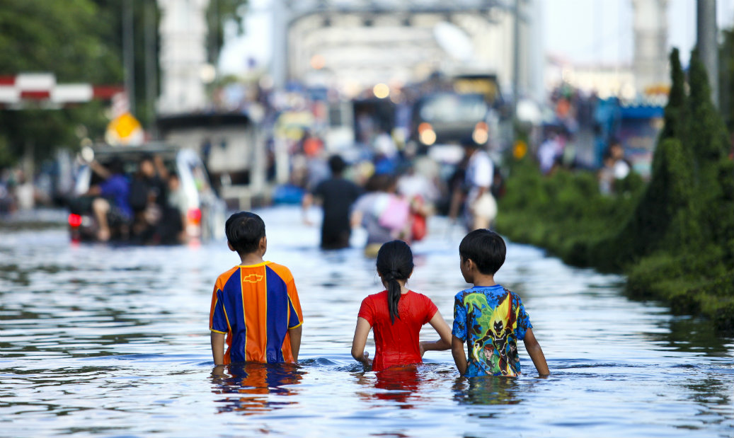 Delivering aid and improving resilience through technological innovations in Asia Pacific