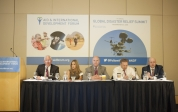 The 7th Global Disaster Relief Summit concluded in Washington DC