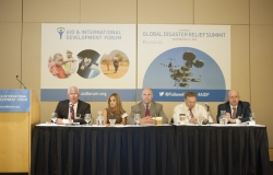 AIDF Global Disaster Relief Summit 2015