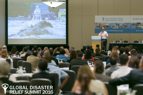 World Renowned Humanitarian Experts Gathered at Global Disaster Relief Summit 2016