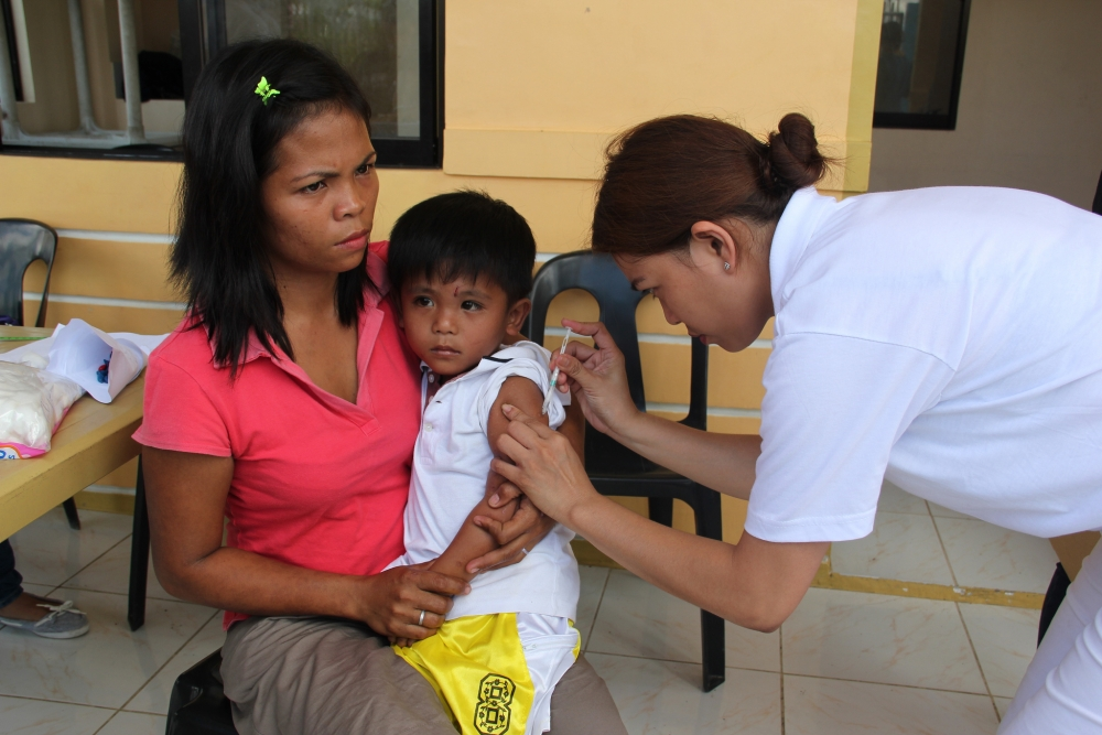 Measles outbreak in Philippines puts 3.7 million children at risk