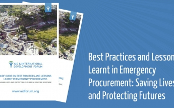 [E-book] Best Practices and Lessons Learnt in Emergency Procurement