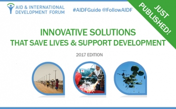 Solutions That Save Lives & Support Development – 2017 Edition
