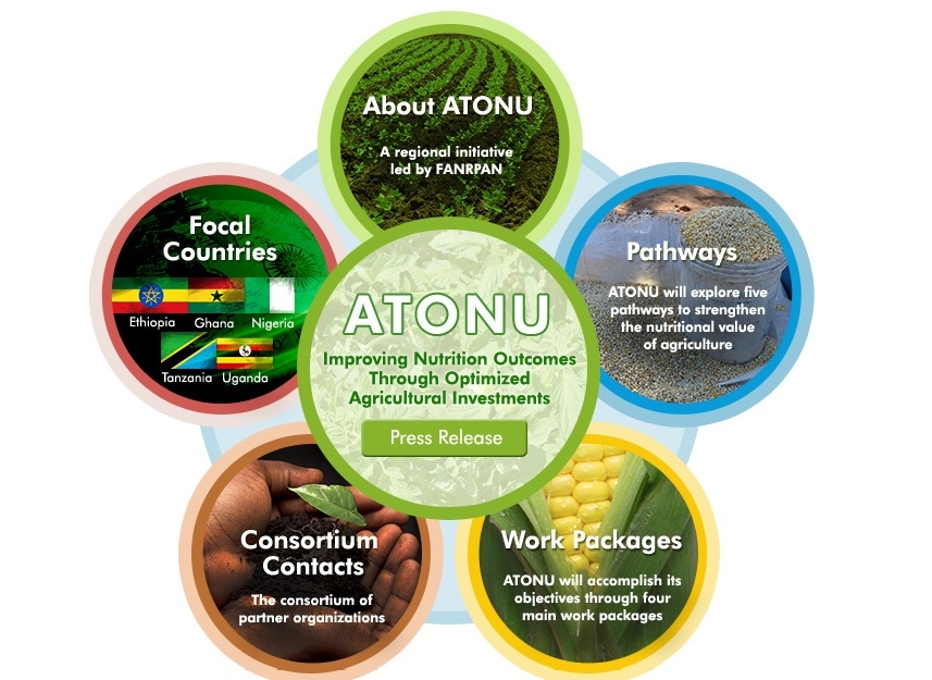 Improving Nutrition Outcomes through Optimized Agricultural Investments – ATONU