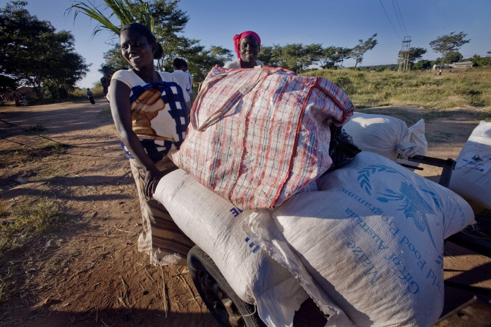 UN says 4.5m people in Zimbabwe will need food aid