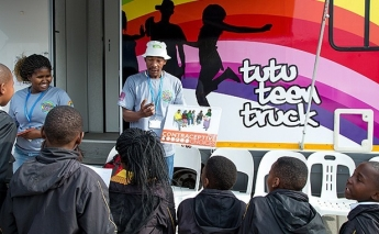 "Bringing ""Health on Wheels"" to At-risk Teens in Cape Town"