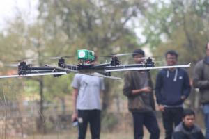 Drones are delivering healthcare to patients in rural Nepal