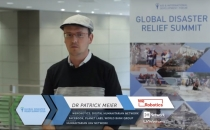 Global Disaster Relief Summit 2016 - Interview with Dr Patrick Meier, Co-Founder, WeRobotics