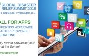 Call for Apps Supporting Worldwide Disaster Response