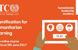 Gamification for Humanitarian Learning