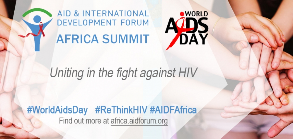 World AIDS Day - Think Positive: Rethink HIV