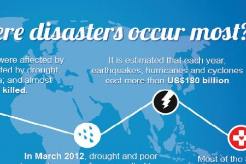 Infographic: Building Resilience for Disaster Reduction