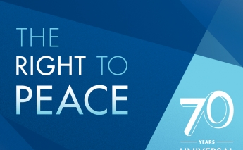 International Day of Peace - 21 September 2018