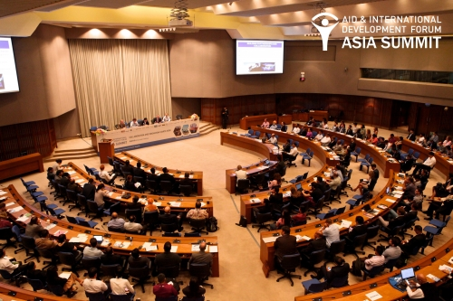Aid & Development Asia Summit 2016 Highlights Role of Innovation